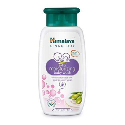 Himalaya Moisturizing Baby Wash