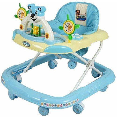 Panda Musical Baby Walker
