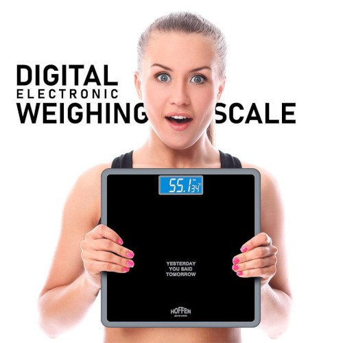 Hoffen Digital Electronic Personal Weighing Scale