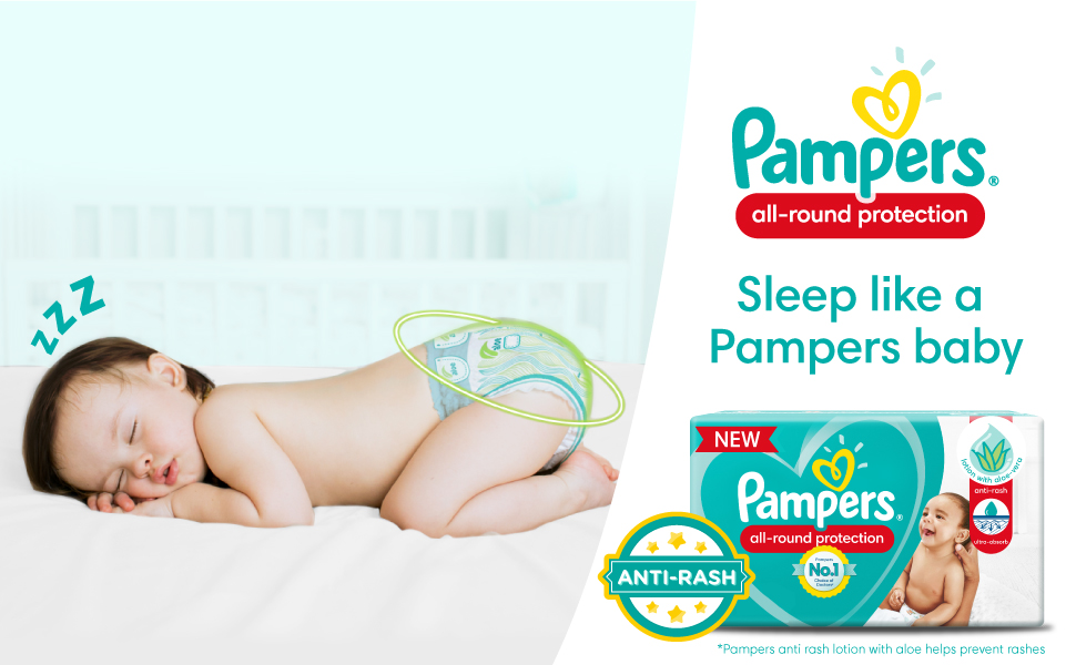 Pampers Diapers XL