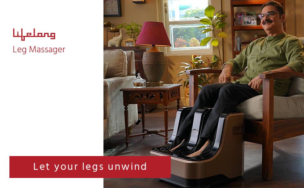Lifelong Foot Massager Machine