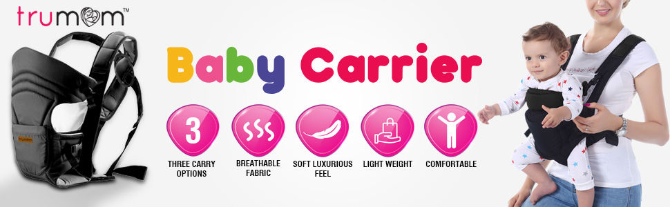 TRUMOM baby bag carrier